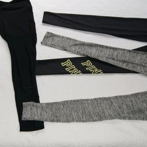 Legging Collection (3) - Pink Ultimate & 90 Degree